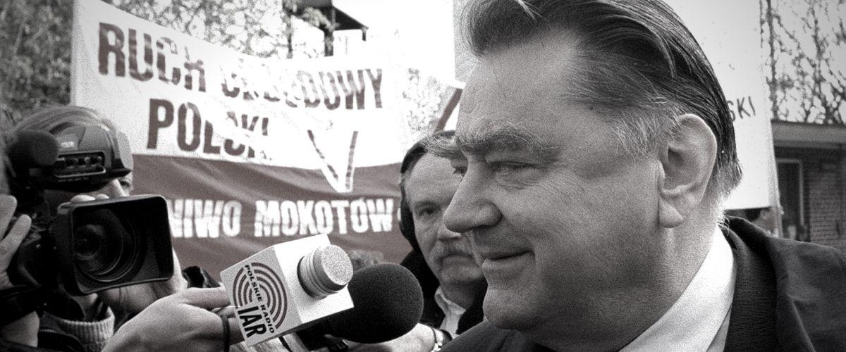 Żegnamy jednego z najwybitniejszych polskich polityków